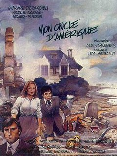 <i>My American Uncle</i> 1980 French film directed by Alain Resnais