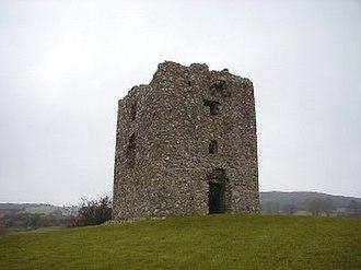 Jonesborough, County Armagh - Moyry Castle