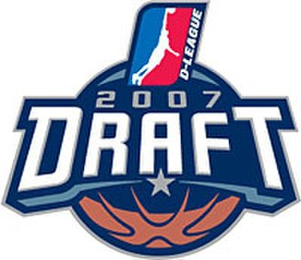 2007 NBA Development League Draft - Image: NBA Development League Draft 2007