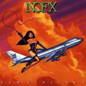 S&M Airlines - Image: NOFX S&M Airlines cover