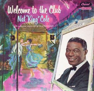 Welcome to the Club (Nat King Cole album) - Image: Natclub