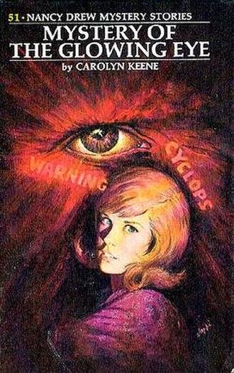 Mystery of the Glowing Eye - Image: Ndtmotgebkcvr