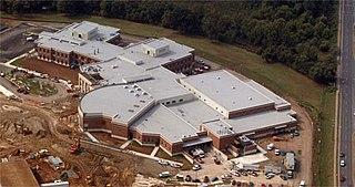 James Monroe High School (Virginia) Public school