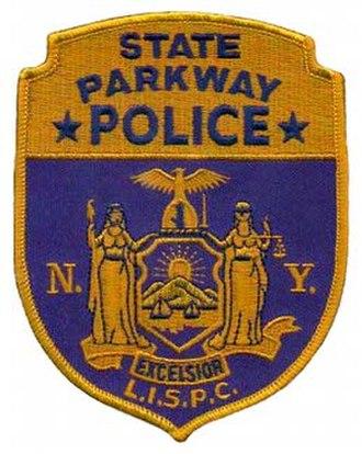 Long Island State Parkway Police - Long Island State Parkway Police patch