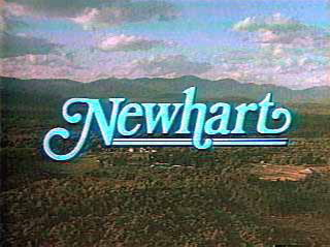 Newhart - Image: Newhart (title card)