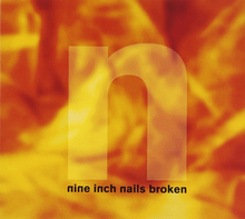 Nine Inch Nails - Broken EPpng