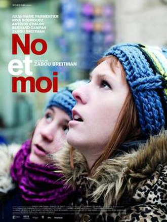 No et moi - Film poster