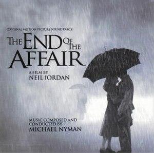 The End of the Affair (1999 film) - Image: Nymanendoftheaffair