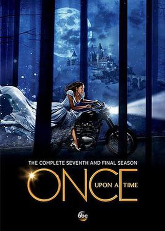 Once Upon a Time (season 7) - Promotional poster