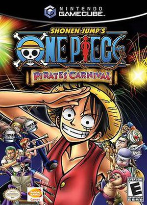 One Piece: Pirates' Carnival - Image: One Piece Pirates' Carnival