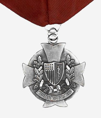 Order of Military Medical Merit - The Order of Military Medical Merit Medallion