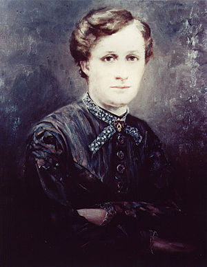 P.E.O. Sisterhood - Mary Allen Stafford (December 30, 1848-July 10, 1927)