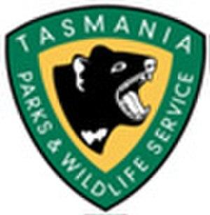 Tasmania Parks and Wildlife Service - Image: PW Slogo 2003