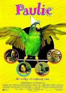 <i>Paulie</i> 1998 film directed by John Roberts