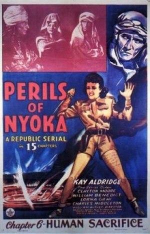 Perils of Nyoka - Image: Perilsofnyoka