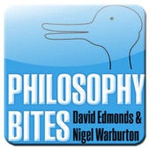 Philosophy Bites - Image: Philosophy Bites logo