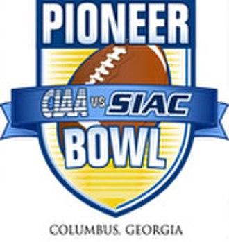 Pioneer Bowl - Image: Pioneer Bowl Logo 2012