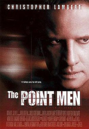 The Point Men - Original theatrical poster