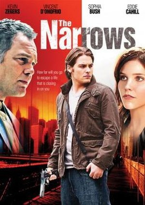 The Narrows (film) - Theatrical release poster