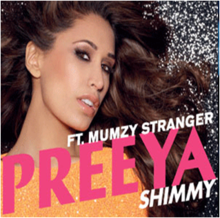 Preeya Kalidas Shimmy Single.png