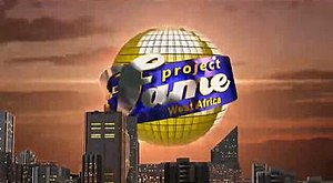 Project Fame West Africa - Image: Project Fame West Africa title screen