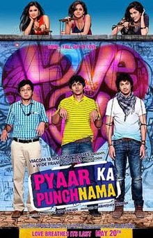 Watch Pyaar Ka Punchnama DVD Online Movie