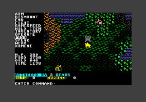 Questron - Image: Questron C64