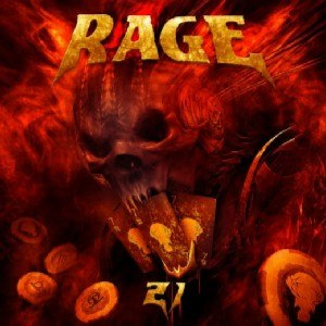 21 (Rage album) - Image: Rage 21 album