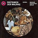 CD cover of Rhythmen Der Malinke