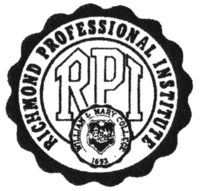 Richmond Professional Institute logo.png