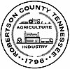 Official seal of Robertson County