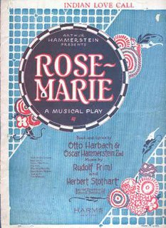 <i>Rose-Marie</i> operetta-style musical