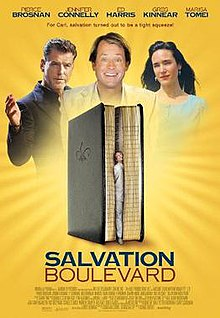 Salvation Boulevard: A Novel