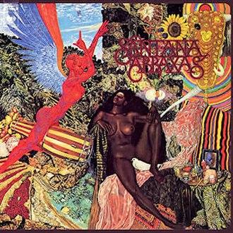Abraxas (album) - Image: Santana Abraxas