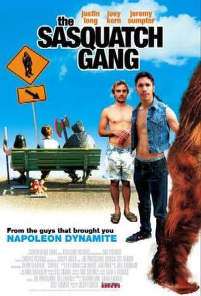 Picture of a movie: The Sasquatch Gang