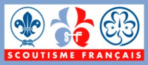 Scoutisme Français - Image: Scoutisme Français logo