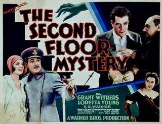 <i>The Second Floor Mystery</i> 1930 film