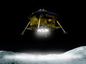 Japanese Lunar Exploration Program - SELENE-2 lander.