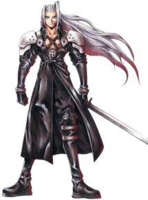 Sephiroth (<i>Final Fantasy</i>) Antagonist in Final Fantasy VII