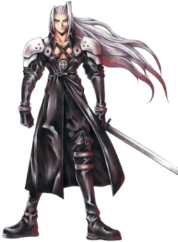 sephiroth final fantasy wikipedia