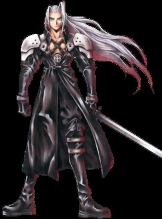 Sephiroth (Final Fantasy) - Image: Sephiroth