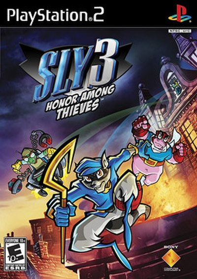 Picture of a game: Sly 3: Honor Among Thieves