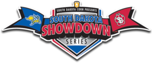 South Dakota–South Dakota State football rivalry - Image: South Dakota Showdown Series logo