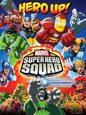 The Super Hero Squad Show - Image: Super Hero Squad Show