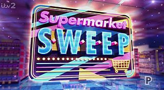 <i>Supermarket Sweep</i> (British game show) British television game show