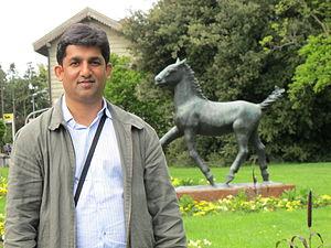 Syed Irfan Ali Shah - Image: Syed Irfan Ali Shah Rizvi
