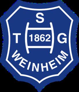 TSG Weinheim association football club