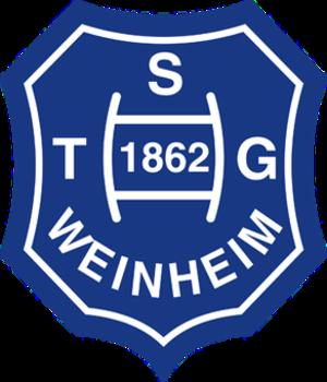 TSG Weinheim - Image: TSG Weinheim