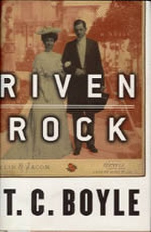 Riven Rock - US edition cover