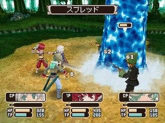 Tales of Innocence - Image: Tales of Innocence gameplay